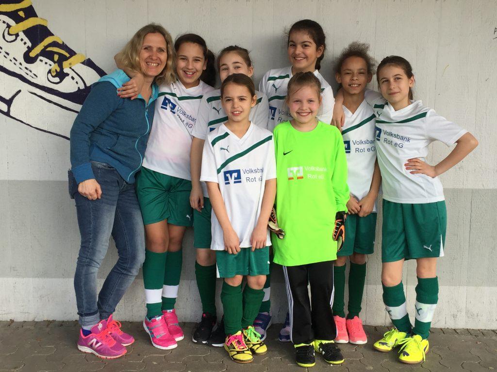 Mannschaft Mädchen